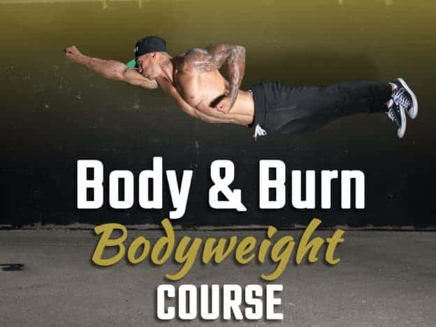 Body and Burn Ultimate Fitness Experience course image