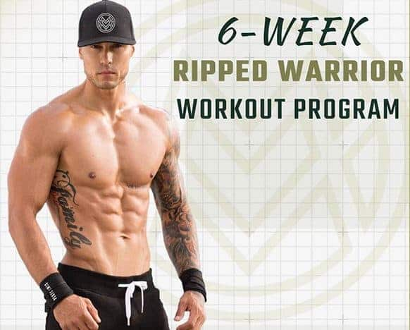 6-Week Ripped Warrior Program course image