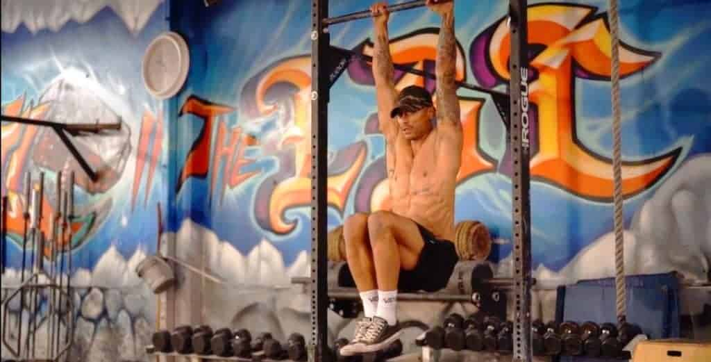 Savage Calisthenics Bar Workout